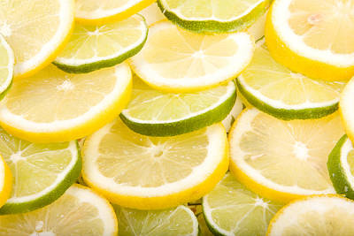 Lemons And Limes Art Print by James BO  Insogna