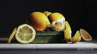 Lemons On A Tin Original