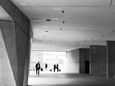 Photograph - L'enfant Plaza II by Julie Niemela
