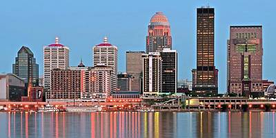 Photograph - Length Of Louisville by Frozen in Time Fine Art Photography