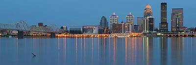 Photograph - Lengthy Louisville by Frozen in Time Fine Art Photography
