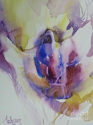 Painting - L'envole by Donna Acheson-Juillet