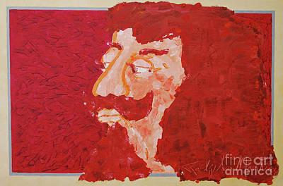Painting - Leonardo 34 by Art Mantia