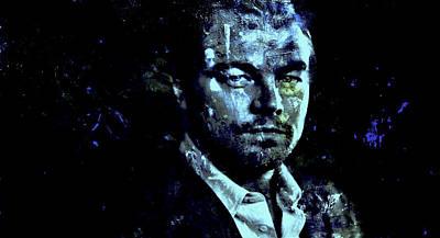 Margot Painting - Leonardo Di Caprio by Brian Reaves