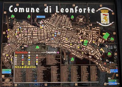 Photograph - Leonforte Sicily by Caroline Stella