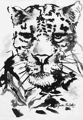 Leopard Original by Jamey Balester