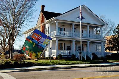 Photograph - Leroy Spring House Lancaster Sc by Bob Pardue