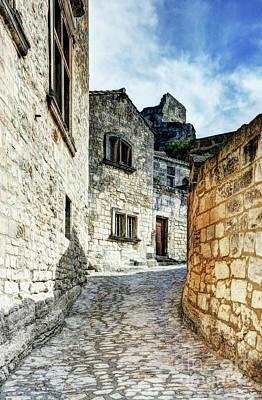 Les Baux De Provence 10 Art Print