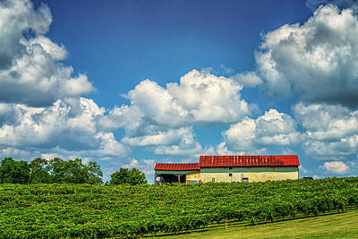 Photograph - Les Bourgeois Winery In Rocheport Mo R7r2_dsc0419_16-08-18  by Greg Kluempers