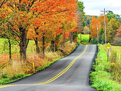 Photograph - Let It Roll - Pennsylvania 2 by Steve Harrington