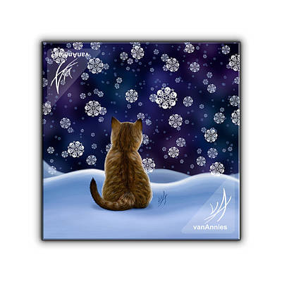 Let It Snow Original by Annie Dunn