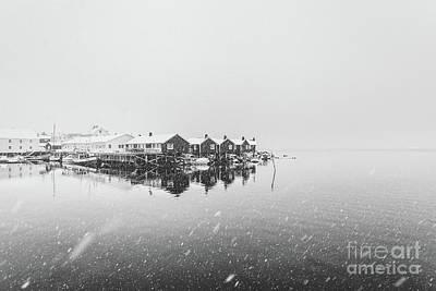 Photograph - Let It Snow by Pawel Klarecki