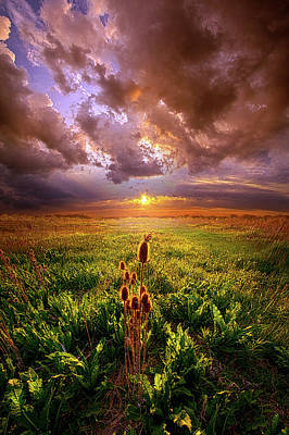 Photograph - Let Me Not Wander by Phil Koch