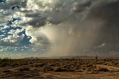 Photograph - Let The Rains Fall  by Saija Lehtonen