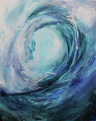 Painting - Let The Sea Set You Free by Tracy Male
