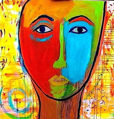 Mixed Media - Let The Sunshine In by Brenda Robinson