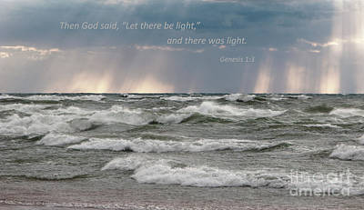 Photograph - Let There Be Light by Ann Horn