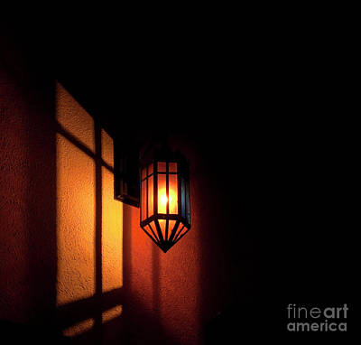 Let There Be Light.. Art Print