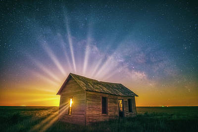 Photograph - Let Your Light Shine by Darren White