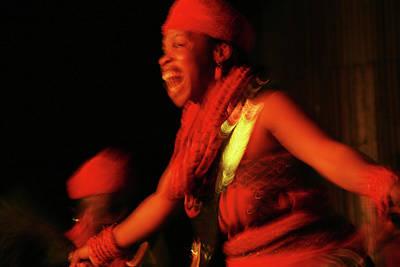 Photograph - Lets Celebrate by Muyiwa OSIFUYE