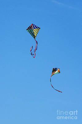 Photograph - Let's Fly Away by Debra Fedchin