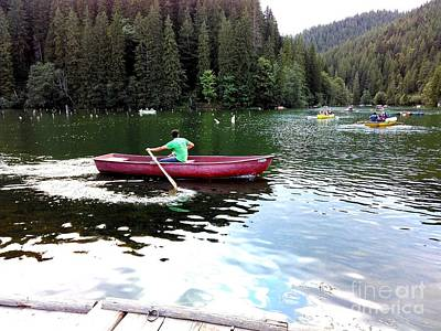 Photograph - Let's Go Boating by Erika H