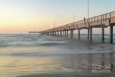 Photograph - Let's Go Fishing In Port Aransas Texas by Ronda Kimbrow