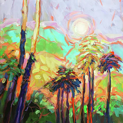 Wall Art - Painting - Let's Go To The Islands by Charles Wallis