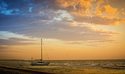 Yacht Photograph - Let's Sail Away by Marvin Spates