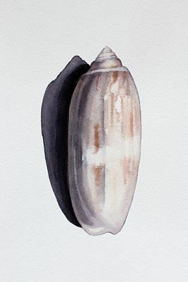 Lettered Olive #2 Original by Jennifer Kassing-Bradley