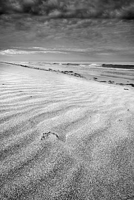 Tarifa Photograph - Levante Wind  Mono by Guido Montanes Castillo