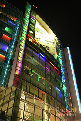 Photograph - Levine Children's Hospital by Kevin McCarthy