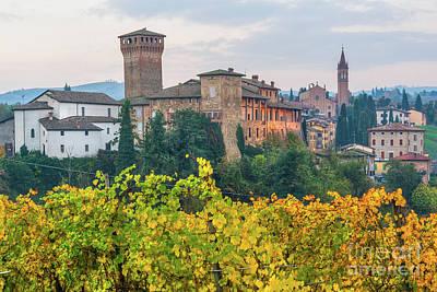 Photograph - Levizzano's Castle - Modena - Italy by Luciano Mortula