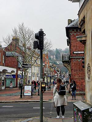 Photograph - Lewes 4 by Dorothy Berry-Lound