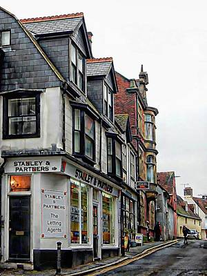 Photograph - Street View Lewes by Dorothy Berry-Lound