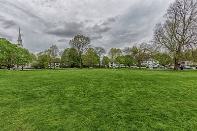 Photograph - Lexington Battle Green by Brian MacLean