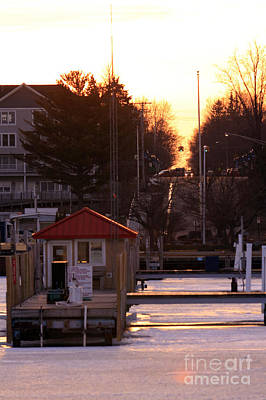 Photograph - Lexington Harbor by Kathy DesJardins