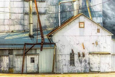 Photograph - Lexington Nebraska by Mike Braun