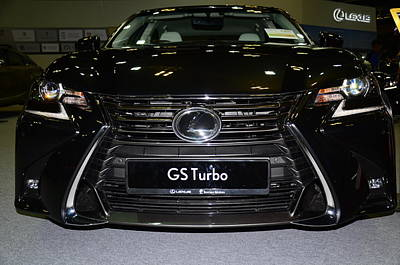 Photograph - Lexus Gs Turbo by Chua  ChinLeng
