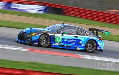 Paul Mccartney - Lexus GT3 Racing Team by Douglas Sacha