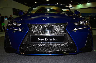Photograph - Lexus Is Turbo by Chua  ChinLeng