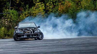 Wall Art - Photograph - Lexus Is300 by Robert Goodwin