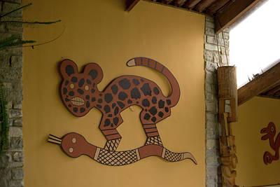 Digital Art - Leymebamba Museum by Carol Ailles