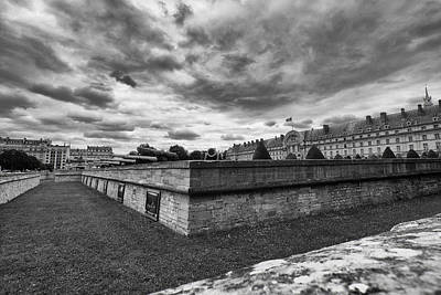 Photograph - L'hotel National Des Invalides by Sophia Pagan