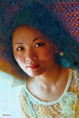 Photograph - Li Jun Luo by Blake Richards