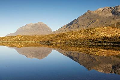 Photograph - Liathach by Stephen Taylor