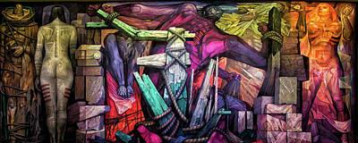 Liberation Art Print by Jurgen Lorenzen