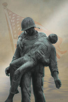Liberation Monument Art Print by Tom York Images