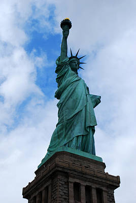 Photograph - Liberty 2 by Lorena Mahoney