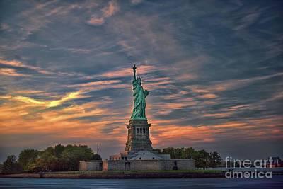 Liberty Original by Arnie Goldstein